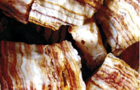 1102-Stripe Onyx Rock
