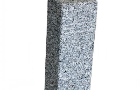 Granite Profiled King Post Stone