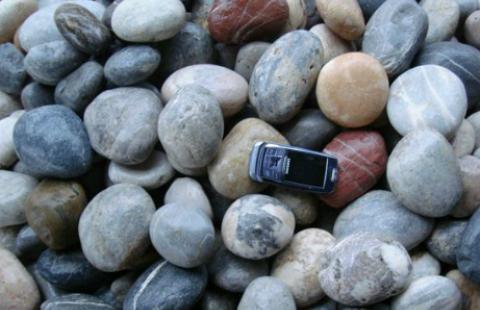 Round Pebbles Mix