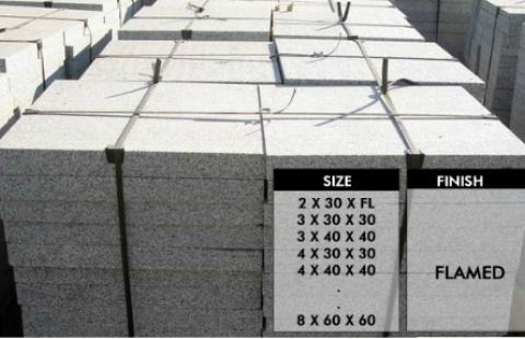 Sawn Tiles